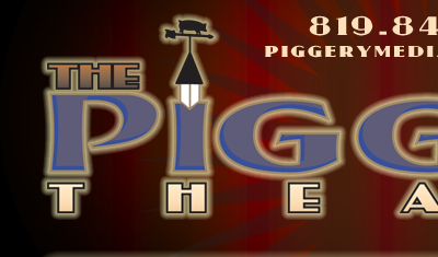 The Piggery Theatre - North Hatley, Quebec